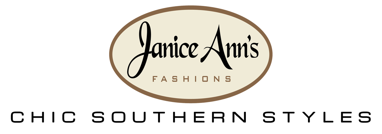 Janice Anns Logo with Bolder Tagline